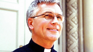 "A Lenten Mission: Fr. Jack Conley to preach: ""Rekindling the Fire"""