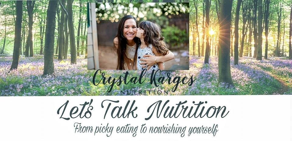 MOPS Speaker Series - Crystal Karges, Nutritionist