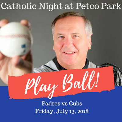 Catholic Night at Petco Park