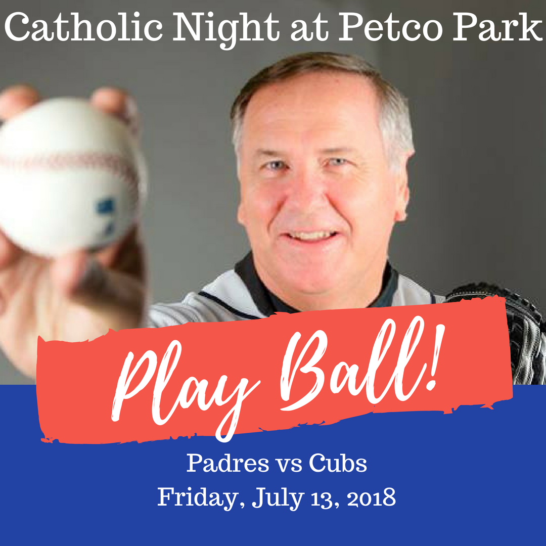 Catholic Night at Petco Park