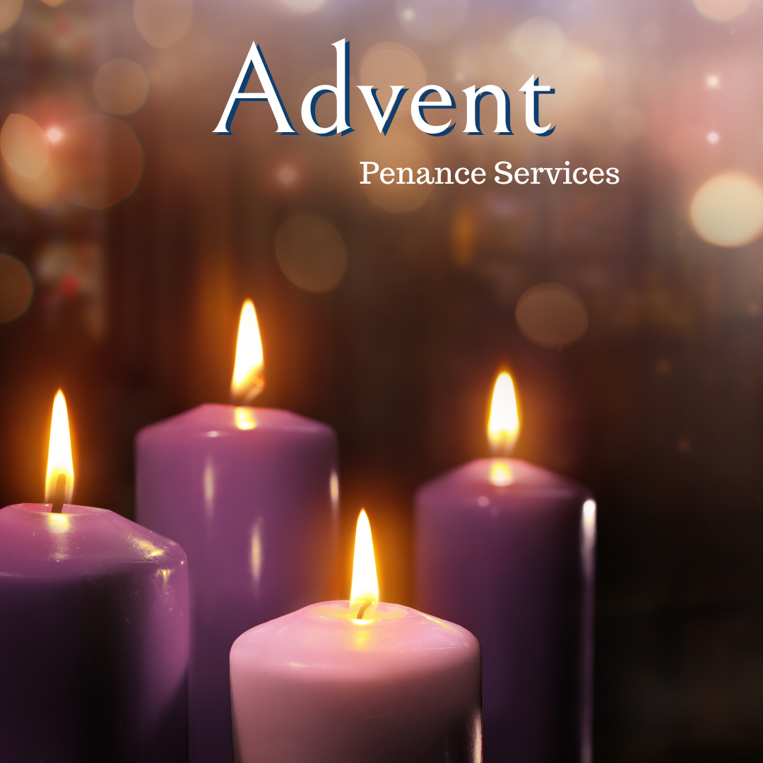 Advent Penance Service