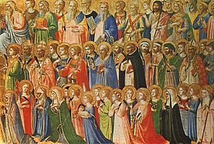 Feast of All Saints (Holy Day of Obligation)