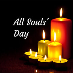 All Souls' Day Monday November 2nd