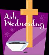 Ash Wednesday Masses: 8 am, 12 Noon, 5:30 pm, 7:30pm