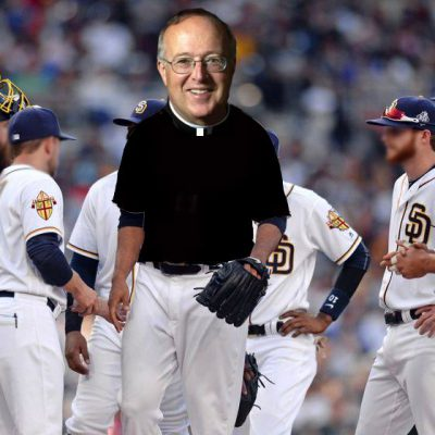 Catholic Night at Petco 2017