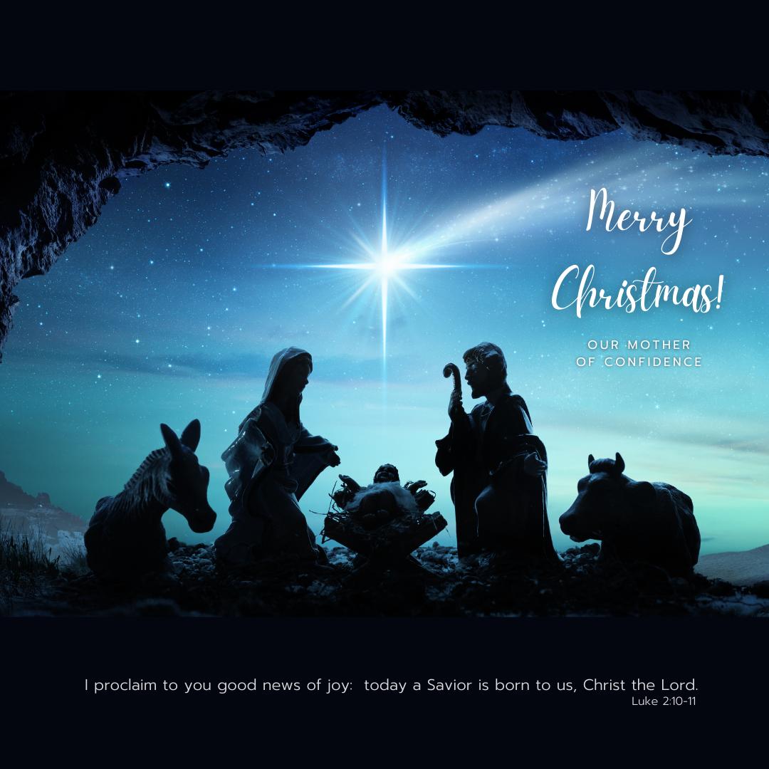 Christmas Masses!