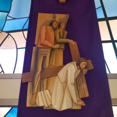 Stations of the Cross –  Fridays!