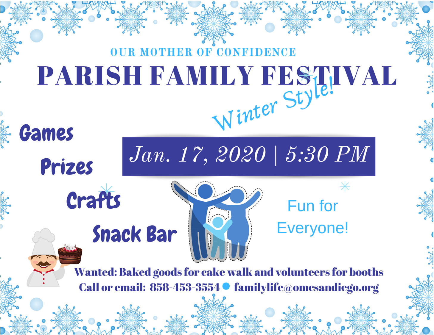 Parish Family Festival