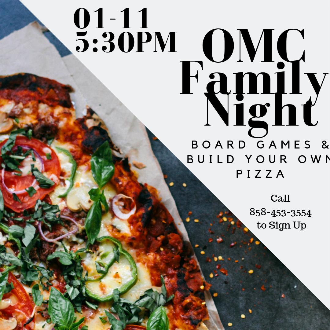 OMC Family Night!