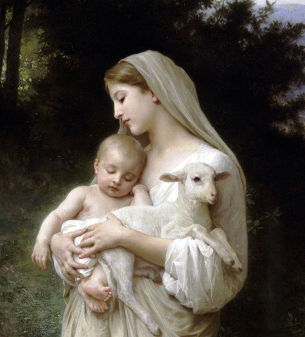Feast of Mary, Mother of God (January 1st 9 AM, or December 31st at 5:30 PM)