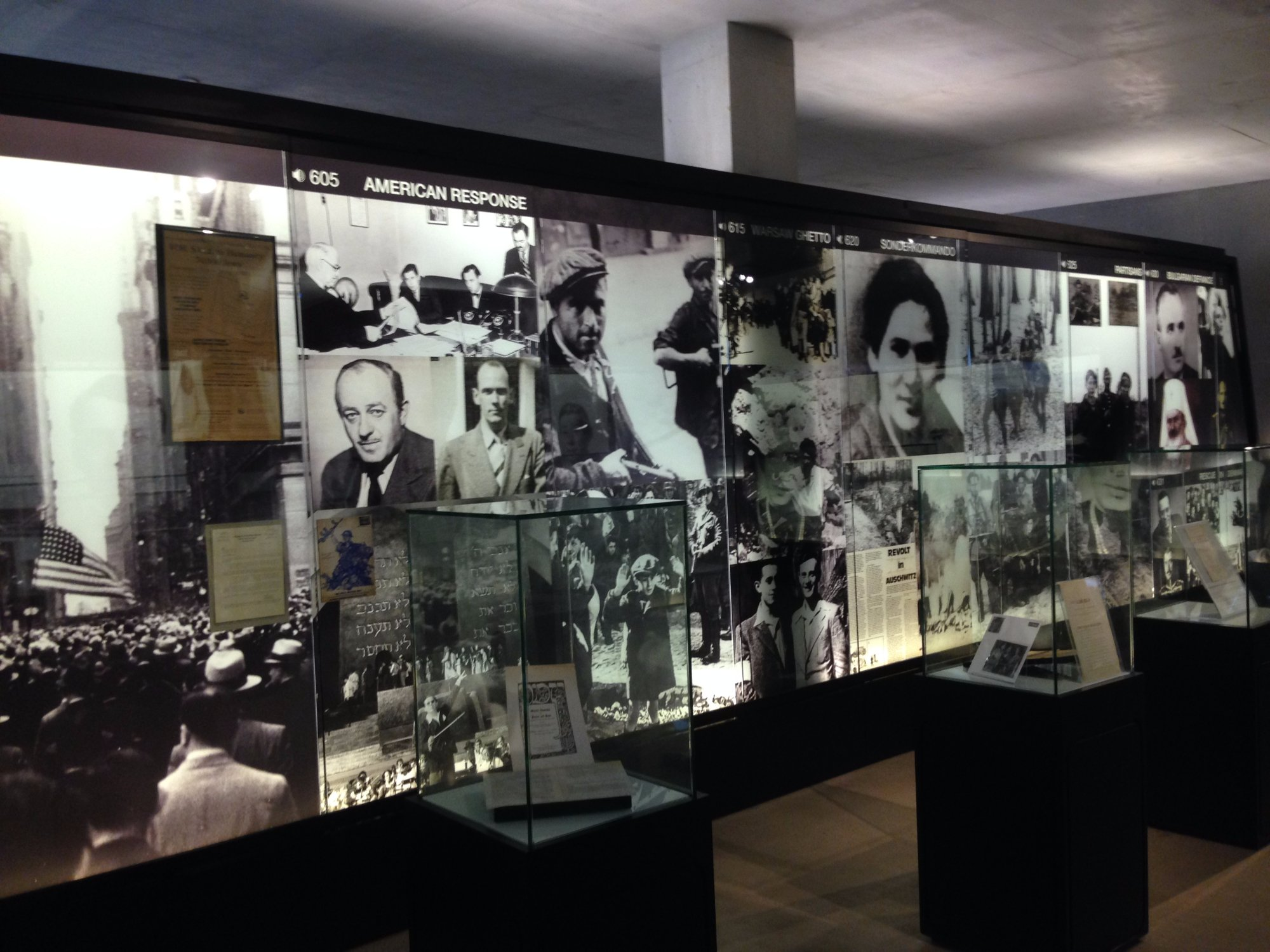 Holocaust Museum Field trip