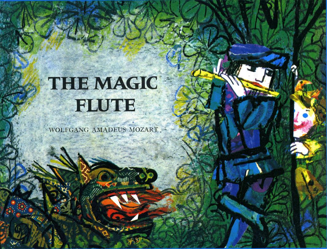 Brown Bag Opera - The Magic Flute