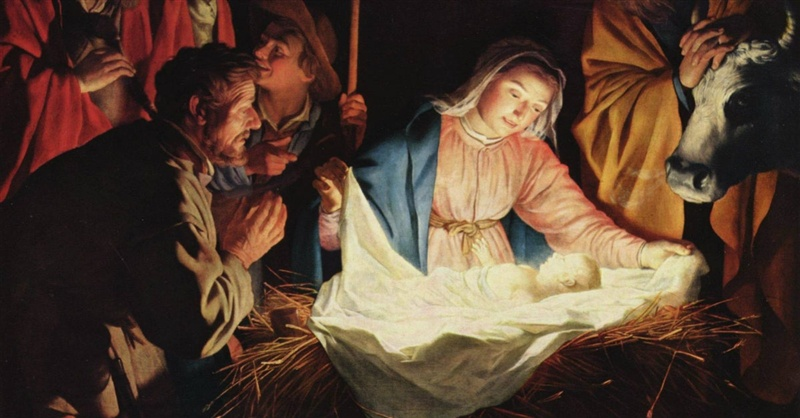 Christmas Day Masses: For Mass Times, Double-Click on Picture