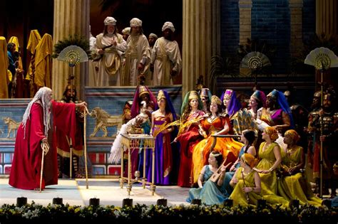 Brown Bag Opera: Nabucco