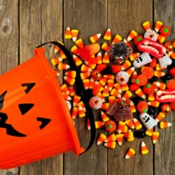 Save your Halloween Candy