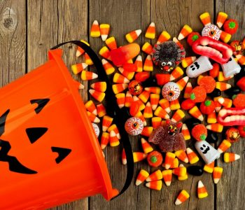 Save your Halloween Candy!