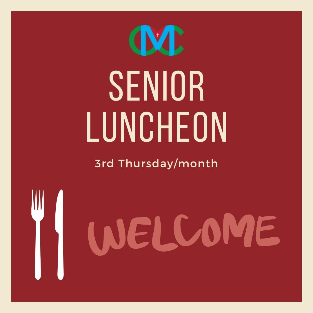 February SENIOR LUNCHEON