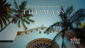 Movie time!  The Mass by Bishop Robert Barron