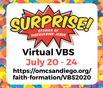VBS is Going Virtual!
