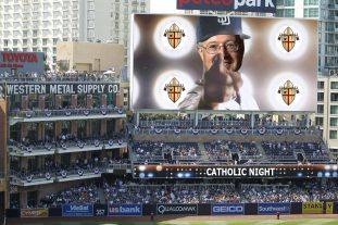 Catholic Night @ Petco - Padres host the Phillies