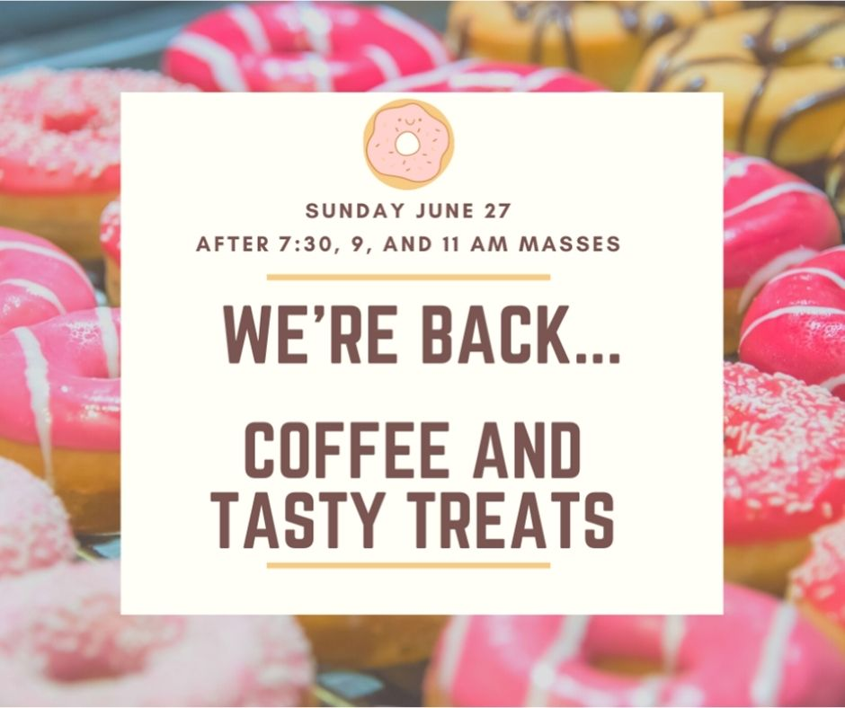 Coffee and Doughnuts!