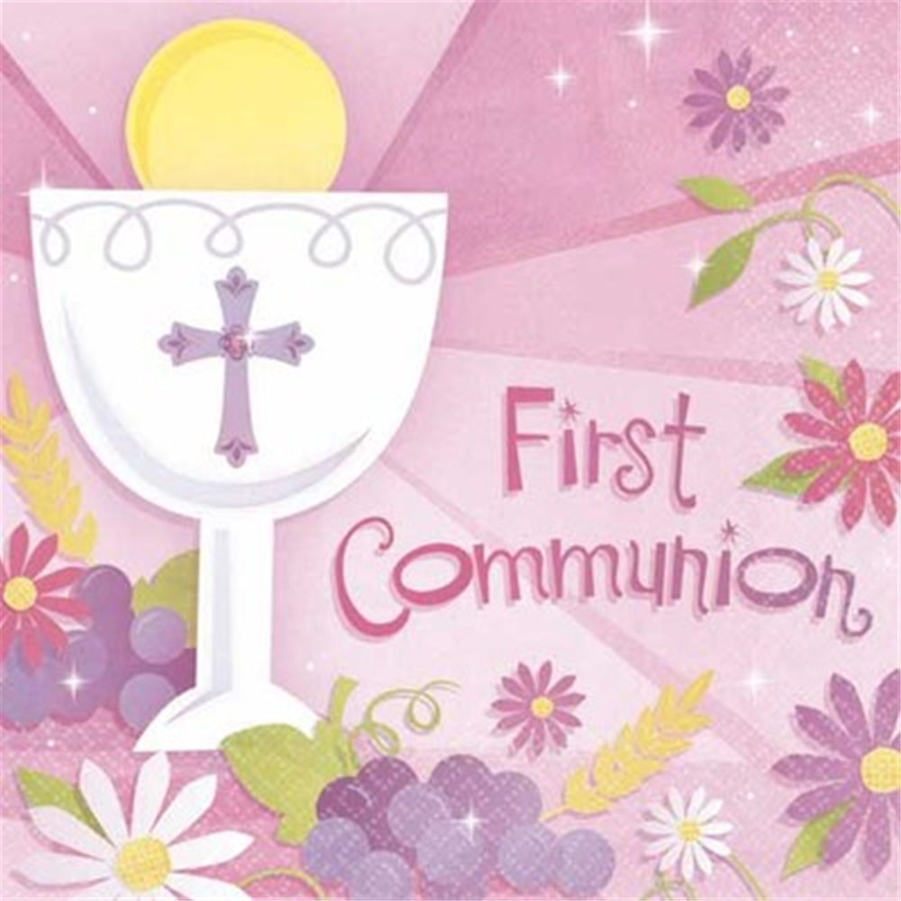 First Communion @ OMC