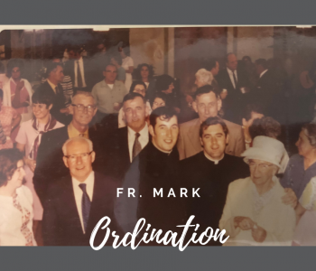 Congratulations, Father Mark!