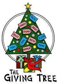 Image result for giving tree clipart