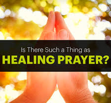 "All About ""Healing Prayer"""