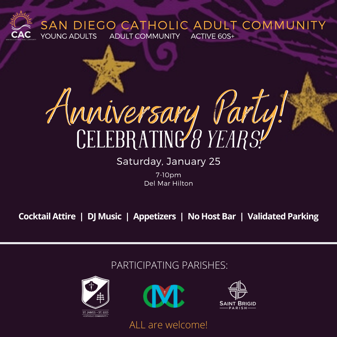 CAC 8 Year Anniversary Party