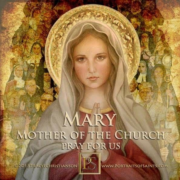 Feast of Mary, Mother of the Church