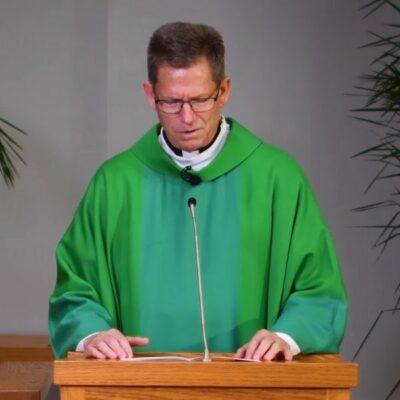 Sept. 12 Homily – Fr. Matt Spahr