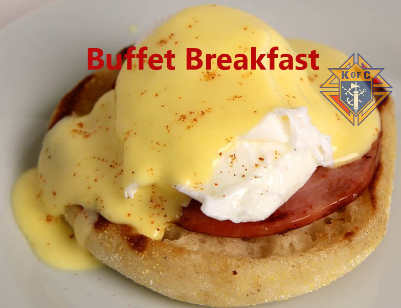 Knights of Columbus Community Breakfast Buffet