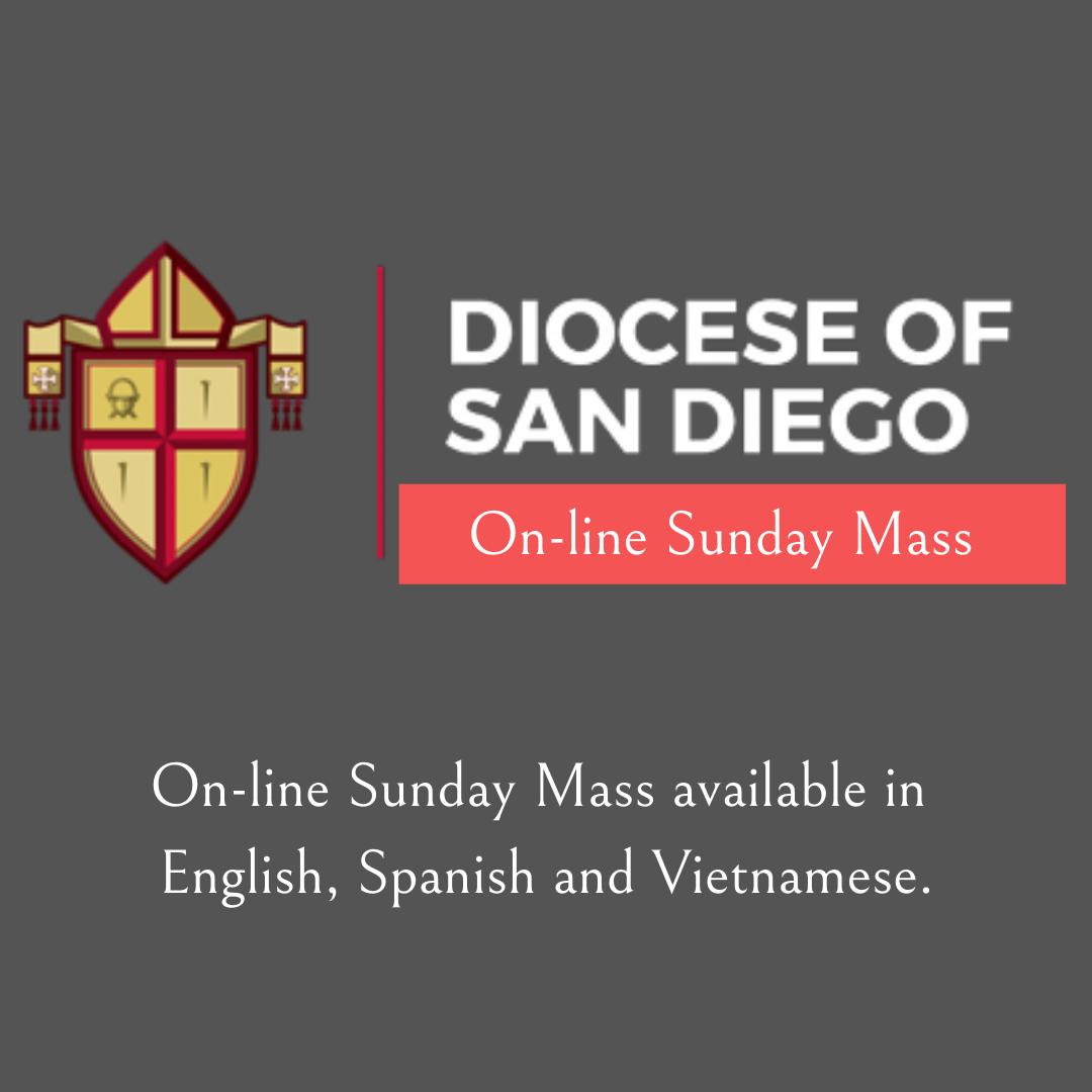 Sunday Mass - Online