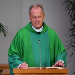 Sept. 19 Homily – Fr. Peter McGuine