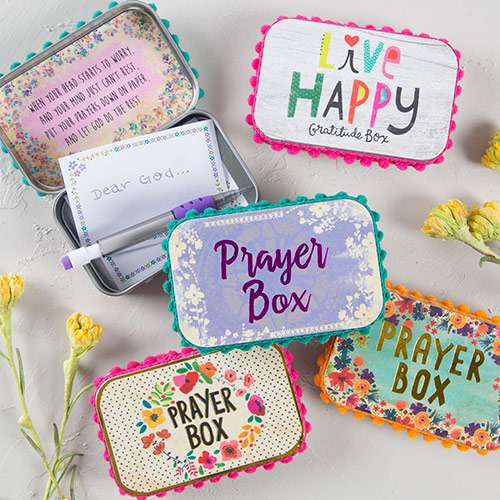 Family Arts and Crafts Fun: Speaking to God with Prayer