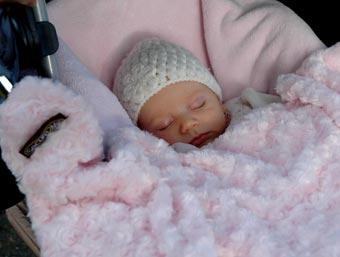 Blankies for Babies: