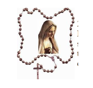 CELEBRATE THE MONTH OF THE ROSARY