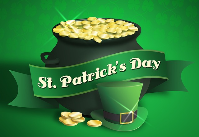 SOLD OUT - St. Patrick's Dinner Dance