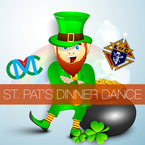 St. Pat's Dinner Dance 2016
