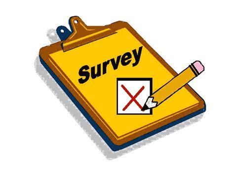 Survey Says…