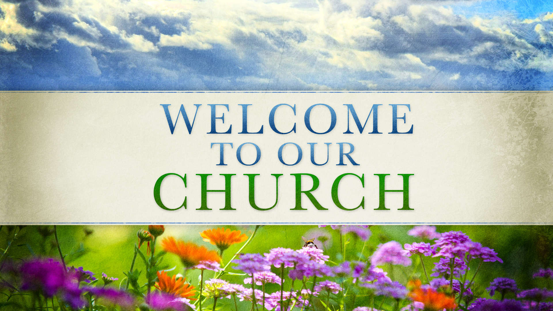 New Parishioner Welcome Meeting